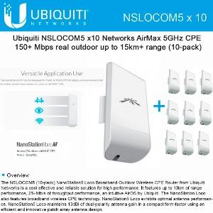Ubiquiti Rocket M5-GPS up to 300 MBPS AP//CPE 802.11a//n